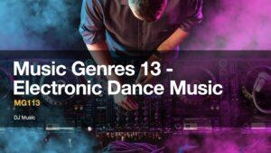 Music Genres - EDM Music